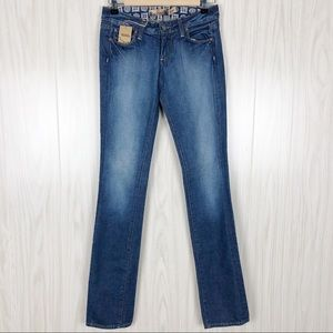 PAIGE | NWT Blue Heights Jeans